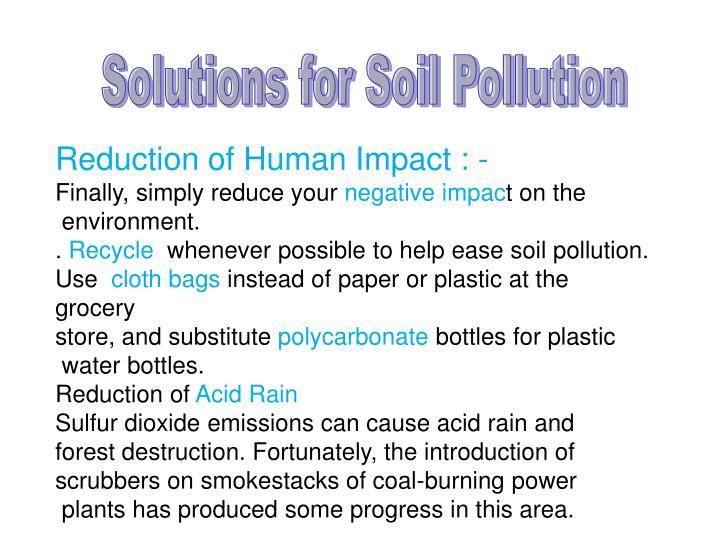 Ppt Soil Pollution Powerpoint Presentation Id 4347729
