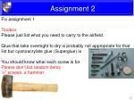 assignment 24