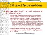 grid layout recommendations1