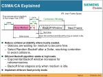csma ca explained