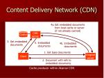 content delivery network cdn