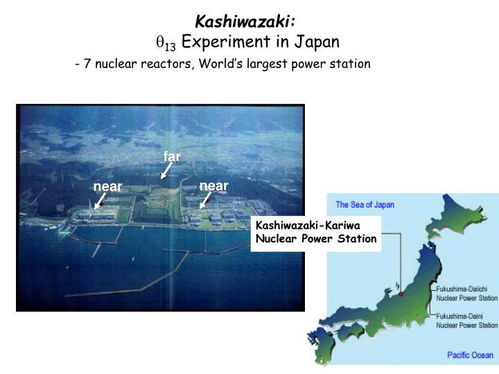 Kashiwazaki: