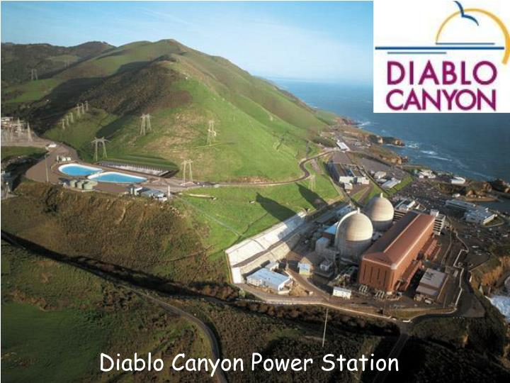 Diablo Canyon Power Station