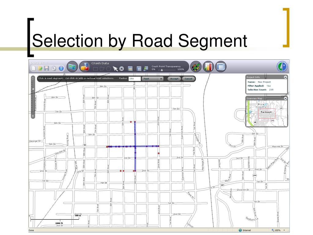 PPT - Minnesota Crash Mapping Analysis Tool (MnCMAT) & Crash