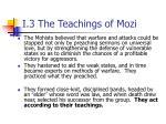 i 3 the teachings of mozi