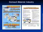outreach material industry1