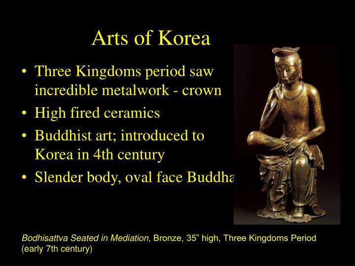 Arts of Korea