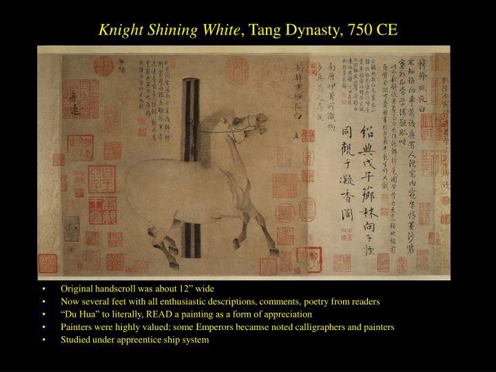 Knight Shining White