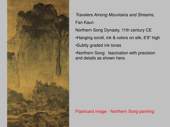 Travelers Among Mountains and Streams,