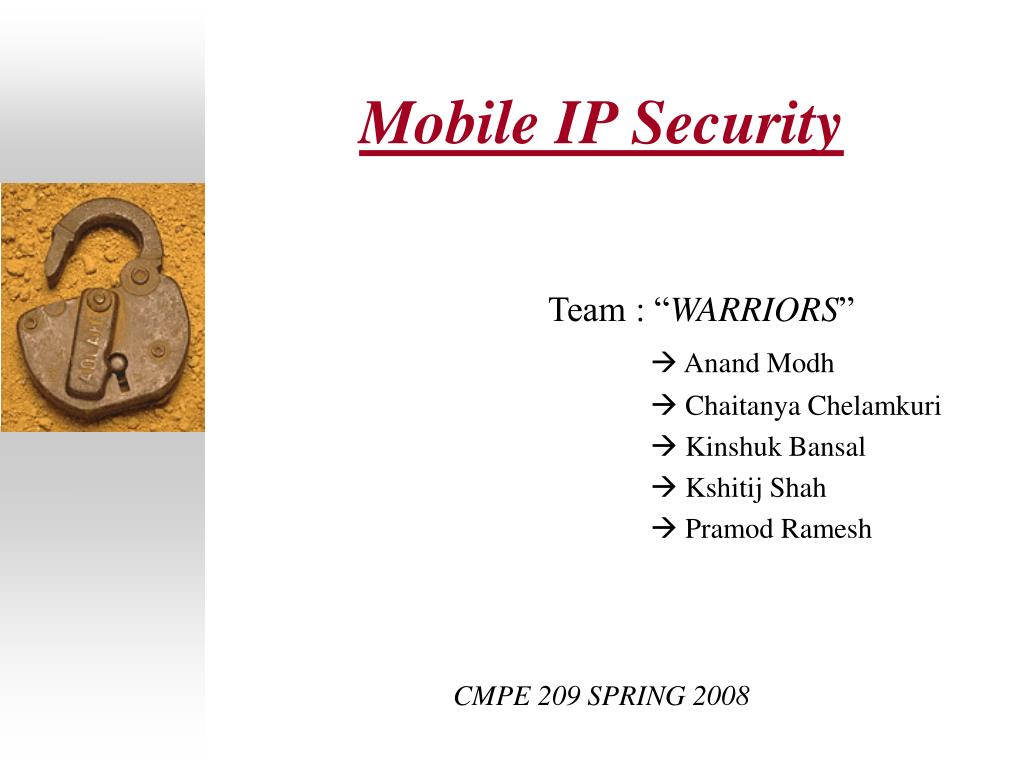 Ppt mobile ip and wireless application protocol powerpoint.