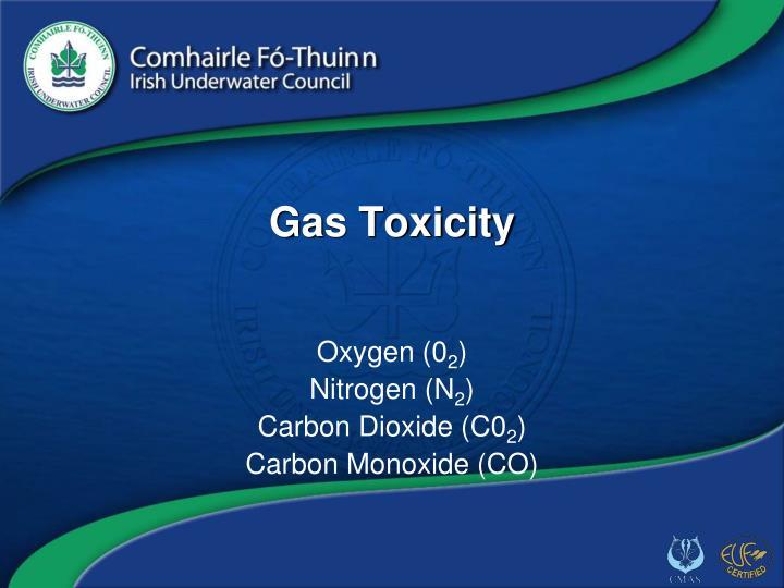 Gas Toxicity