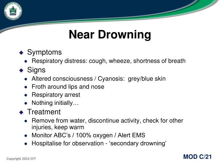 Near Drowning
