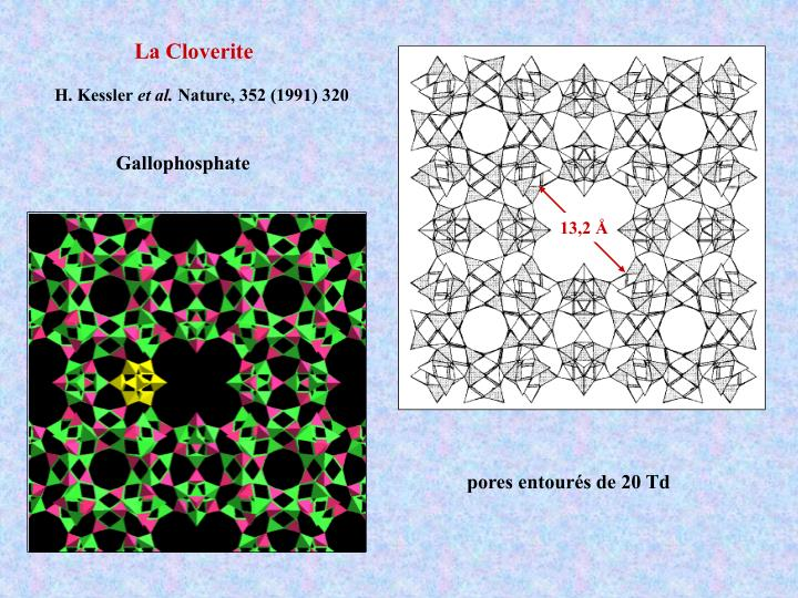 La Cloverite