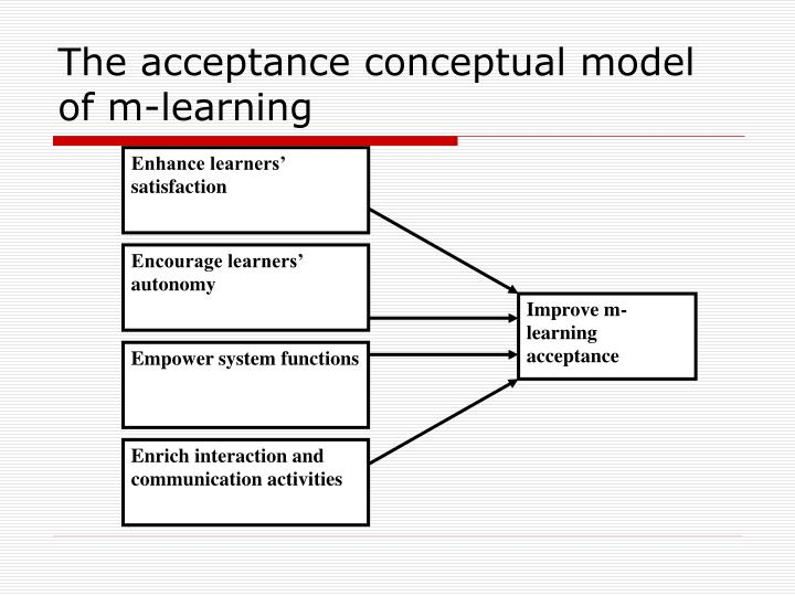 Enhance learners' satisfaction