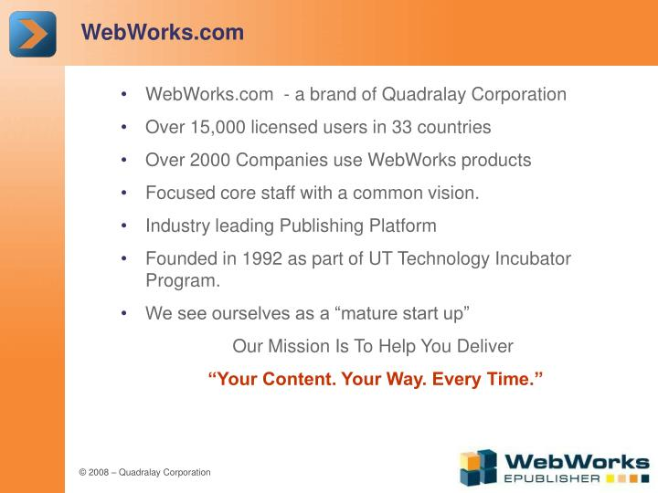 WebWorks.com