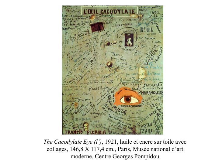 The Cacodylate Eye (l')