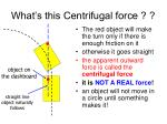 what s this centrifugal force