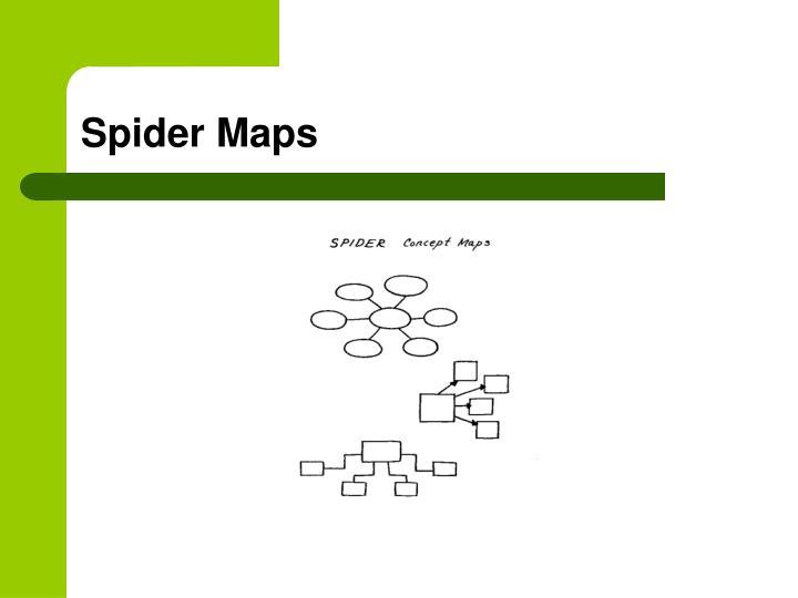 Spider Maps