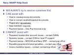 navy wawf help desk1