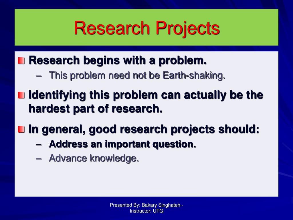PPT - RESEARCH METHODS AN INTRODUCTION PowerPoint