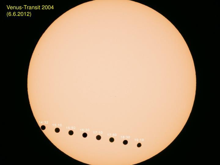 Venus-Transit 2004