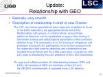 update relationship with geo