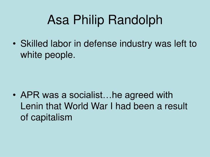 Asa philip randolph1