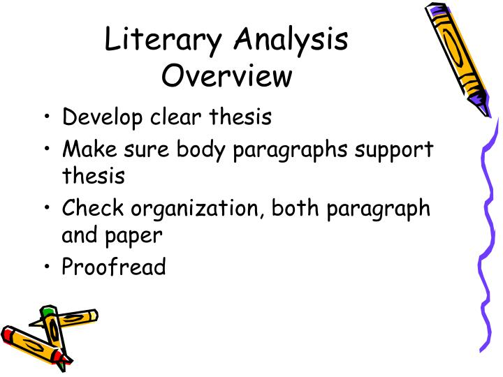 literary analysis kiss Literary criticism (or literary studies) is the study, evaluation, and interpretation of literature modern literary criticism is often influenced by literary theory , which is the philosophical discussion of literature's goals and methods.
