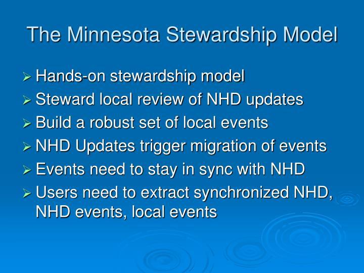 The Minnesota Stewardship Model