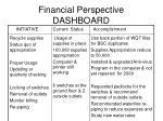 financial perspective dashboard3