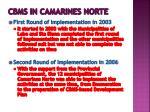 cbms in camarines norte