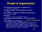 people organisation