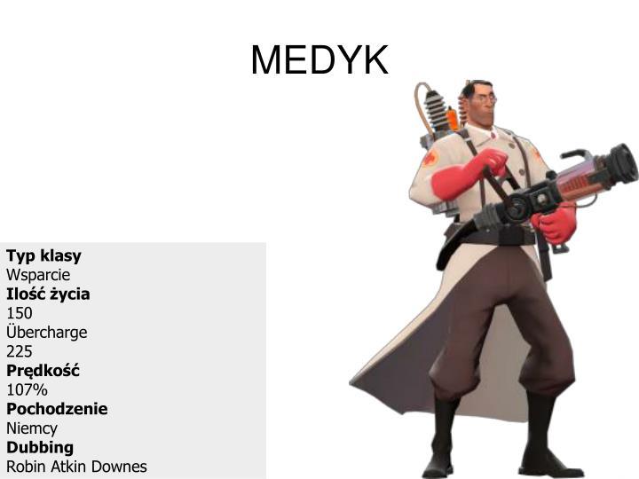 MEDYK