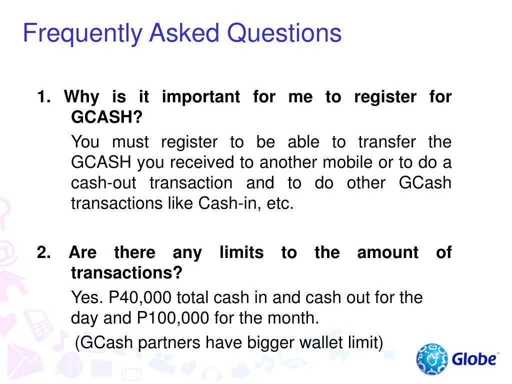 PPT - GCASH 101 PowerPoint Presentation - ID:4360577