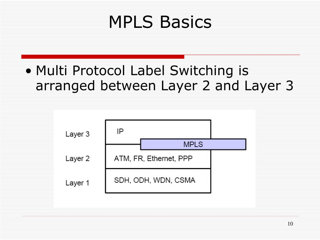 PPT - MPLS networking at PSP Co PowerPoint Presentation - ID