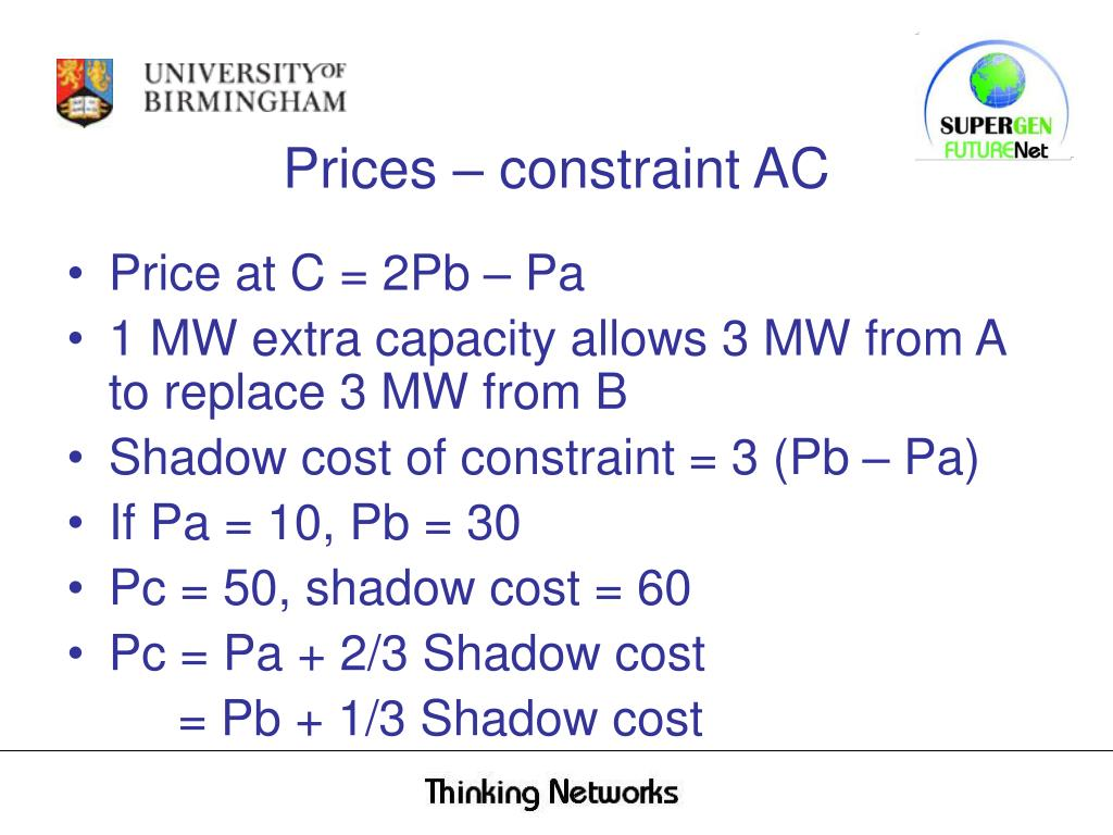 """PPT - Electricity transmission pricing: getting the prices """"good enough""""?  PowerPoint Presentation - ID:4361386"""
