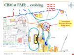 cbm at fair evolving