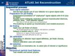 atlas jet reconstruction