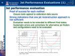 jet performance evaluations 1