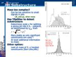jet substructure