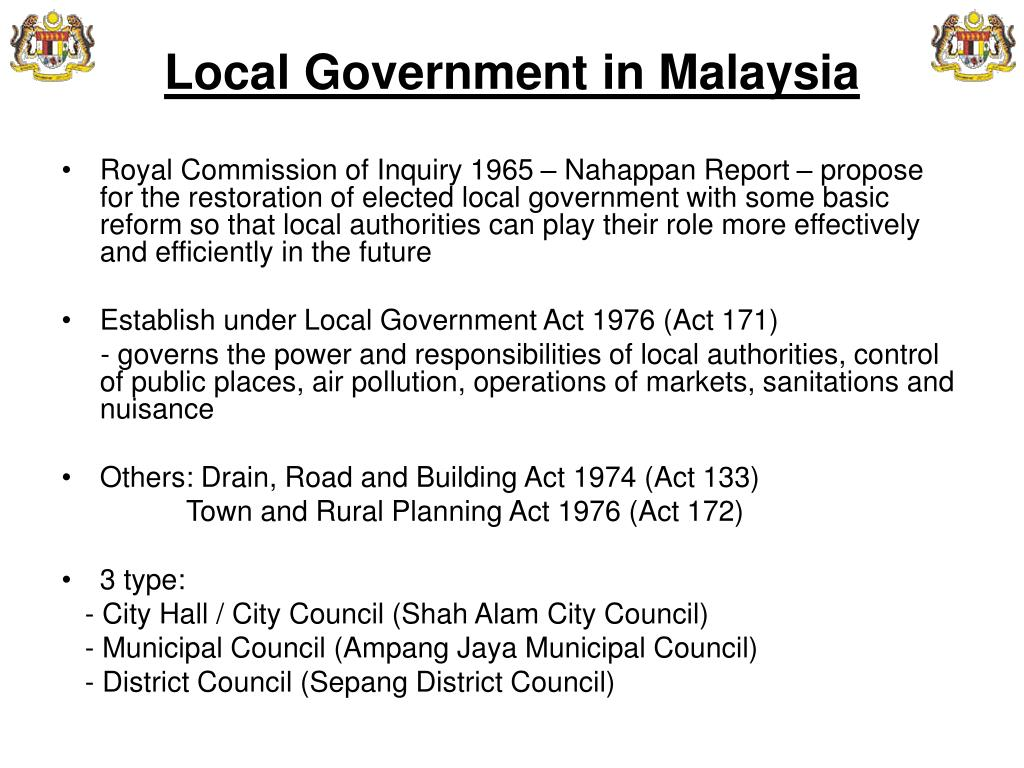 Ppt Local Government And Urban Governance Ema 754 Powerpoint Presentation Id 4362481