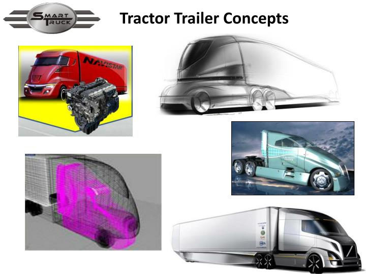 Tractor Trailer Concepts