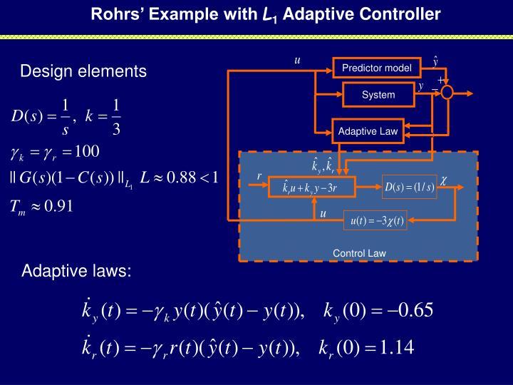 Predictor model
