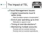 the impact of tel1