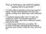 pro je fosforylace tak efekt vn zp sob regulace aktivity protein