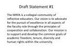draft statement 1