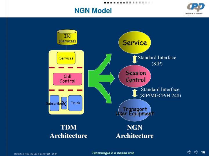 NGN Model