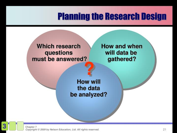 Which research