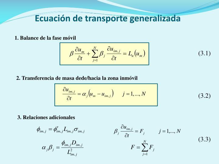 Ecuación