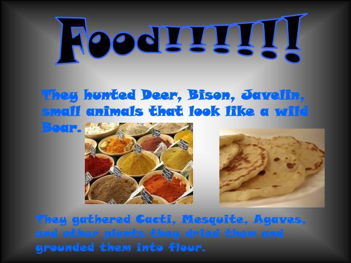 Food!!!!!!